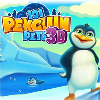Game Box for 101 Penguin Pets 3D (3DS)