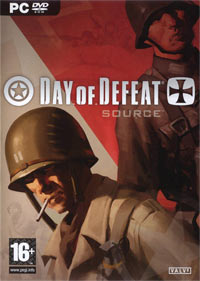 Game Box for Day of Defeat: Source (PC)