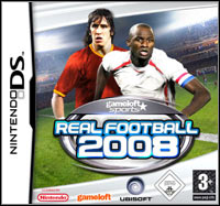 Okładka Real Football 2008 (NDS)