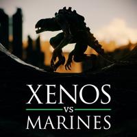 Game Box for Xenos vs Marines (PC)