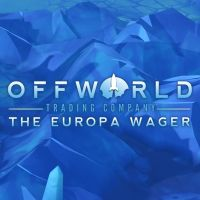 Game Box for Offworld Trading Company: The Europa Wager (PC)
