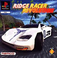 Okładka Ridge Racer Revolution (PS1)