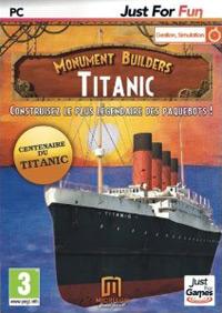 Okładka Monument Builders: Titanic (PC)