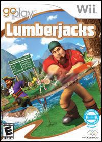 Okładka Go Play Lumberjacks (Wii)