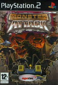 Monster Attack, Earth Defense Force