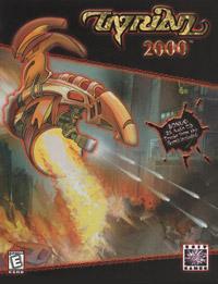 Okładka Tyrian 2000 (PC)