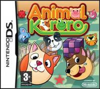 Animal Kororo (NDS cover
