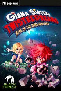 Okładka Giana Sisters: Twisted Dreams - Rise of the Owlverlord (PC)
