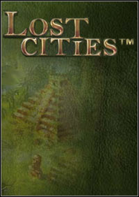 Okładka Lost Cities (X360)