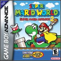 Okładka Super Mario World: Super Mario Advance 2 (GBA)