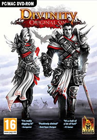 Game Box for Divinity: Original Sin (PC)