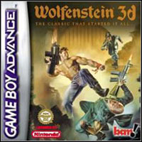 Game Wolfenstein 3D (GBA) cover