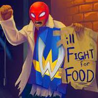 Okładka Will Fight for Food (PC)