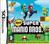 Game New Super Mario Bros. (NDS) cover