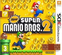 Okładka New Super Mario Bros. 2 (3DS)