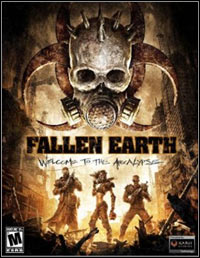 Okładka Fallen Earth (PC)