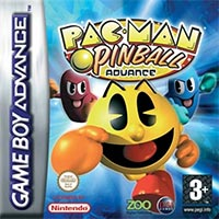 Okładka Pac-Man Pinball Advance (GBA)