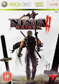 Okładka Ninja Gaiden II (X360)