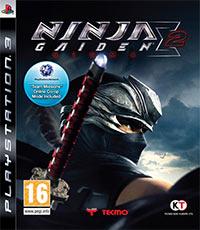Okładka Ninja Gaiden Sigma II (PS3)