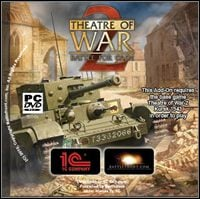 Game Box for Theatre of War 2: Battle for Caen (PC)