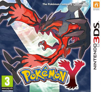 Game Box for Pokemon Y (3DS)