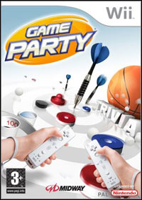 Okładka Game Party (Wii)