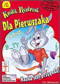 Okładka Reader Rabbit: 1st Grade (PC)