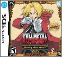 Okładka Fullmetal Alchemist: Trading Card Game (NDS)