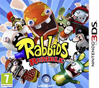 Game Box for Rabbids Rumble (3DS)