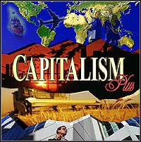 Game Box for Capitalism Plus (PC)