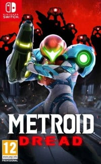 Metroid Dread (Switch cover