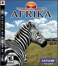 Okładka Afrika (PS3)