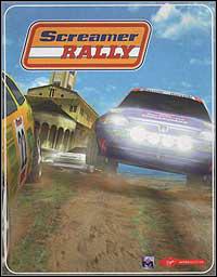Okładka Screamer Rally (PC)