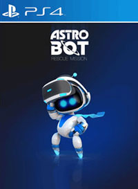 Game Box for Astro Bot: Rescue Mission (PS4)