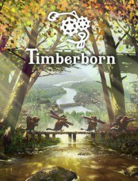 Timberborn (PC cover