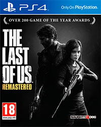 Game The Last of Us (PS3) cover