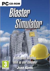 Okładka Blaster Simulator (PC)