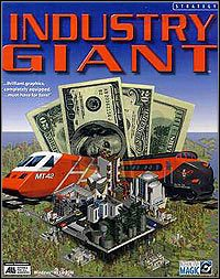 Game Box for Industry Giant (PC)