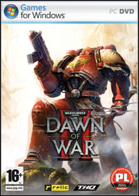 Okładka Warhammer 40,000: Dawn of War II (PC)