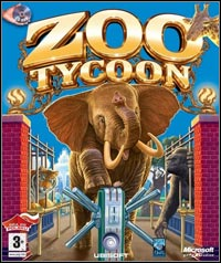 Okładka Zoo Tycoon (2001) (PC)