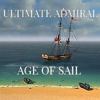Game Box for Ultimate Admiral: Age of Sail (PC)