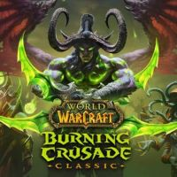 Okładka World of Warcraft: The Burning Crusade Classic (PC)