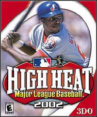 Okładka High Heat Major League Baseball 2002 (PC)