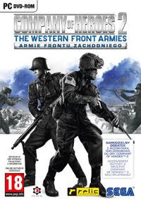 Okładka Company of Heroes 2: The Western Front Armies (PC)