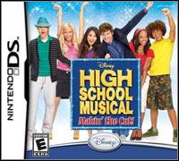 Okładka High School Musical: Makin' the Cut! (NDS)