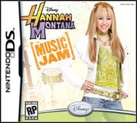 Okładka Hannah Montana: Music Jam (NDS)