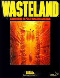 Game Box for Wasteland (PC)