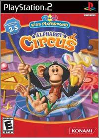 Okładka Konami Kids Playground: Alphabet Circus (PS2)