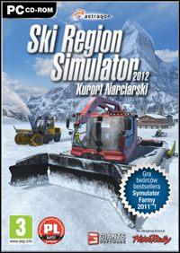 Okładka Ski Region Simulator 2012 (PC)