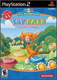 Okładka Konami Kids Playground: Toy Pals Fun with Numbers (PS2)